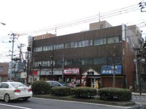 仙台市若林区Yビル様修繕塗装工事(施工前)