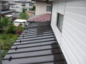 仙台市宮城野区S様邸屋根塗装(施工後)