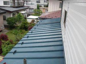 仙台市宮城野区S様邸屋根塗装(施工前)