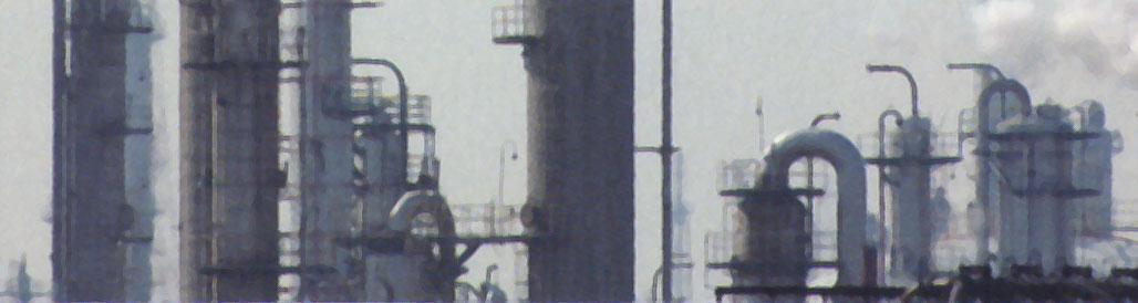 汚水処理場各種設備