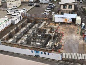 ビル建設現場2